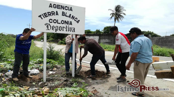 Nino Morales, un gobierno que trabaja para San Blas Atempa