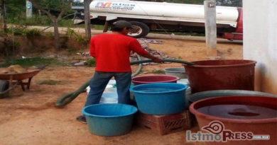 13 Sep falta de agua Matías Romero