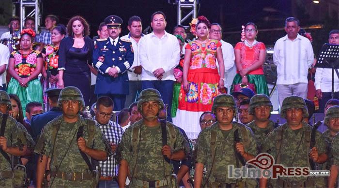 15 Sep Grito Juchitán