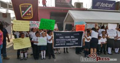16 Sep Protesta Niños de esc