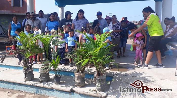 23 Sep reforestación Kinder