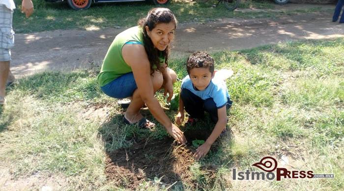 23 Sep reforestación Kinder1