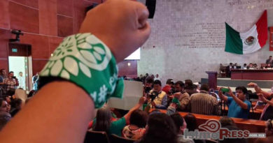 25 Sep Aprobación del aborto en Oaxaca