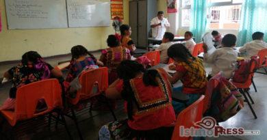 28 Sep Rescate de zapoteco Tehuantepec