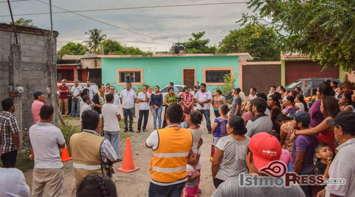 08 Oct Juchitán banderazo obras