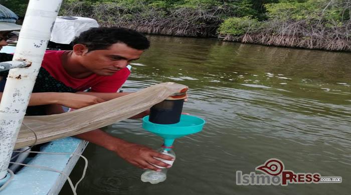 09 Oct laguna de Manialtepec color rosa