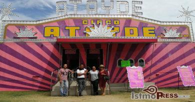 10 Oct Circo Atayde