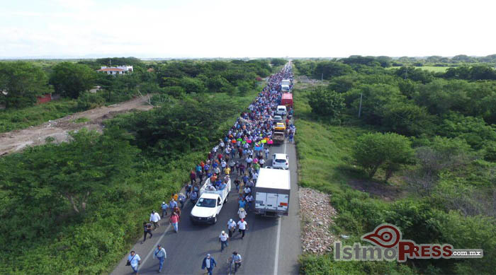 14 Oct marcha juchitán5