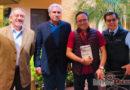 Fortalece Pável Meléndez congreso abierto con Colegio Médico de Oaxaca