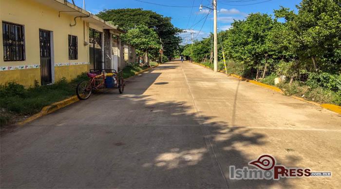 23 Oct Juchitán inauguración pavimentación1