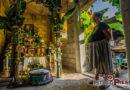 Pese a la reconstrucción, la tradición de día de muertos en Juchitán sigue viva