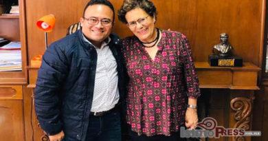 Llama Pável Meléndez a la unidad en Morena para consolidar la 4T