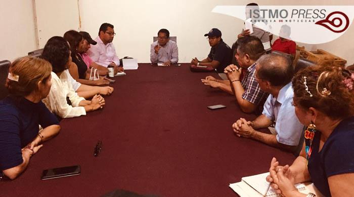 15 Nov Juchitán y locatarios acuerdo1
