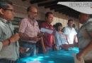 Entregan 328 tarjetas a damnificados por sismo en Oaxaca