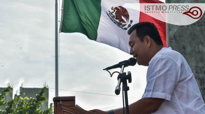 21 Nov Juchitán Acto Cívico