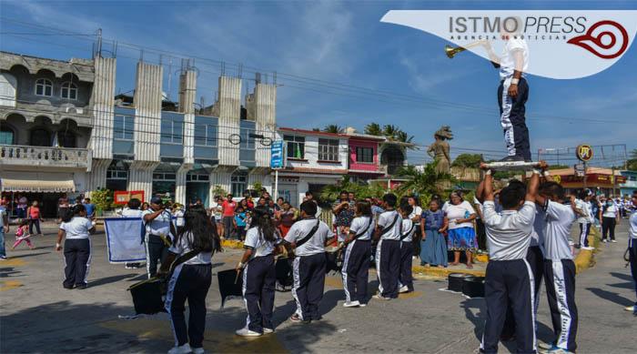 21 Nov Juchitán Acto Cívico2