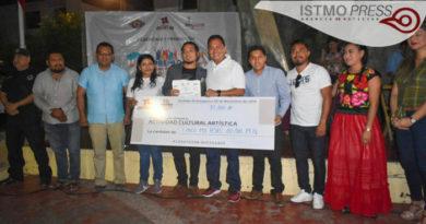 21 Nov premio municipal juventud