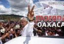 Morena Oaxaca, conmemorará este 1 de diciembre, un año del gobierno de AMLO