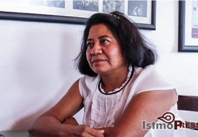 """Estela García, una viuda contra  """"Guardias Blancas"""""""