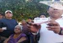 Personas discapacitadas de Juchitán reclaman apoyos, recibieron tarjetas pero sin fondo.