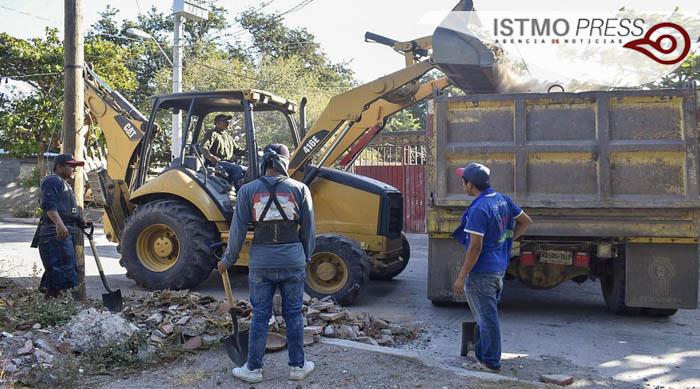 12 Ene Juchitán levantamiento de escombro2