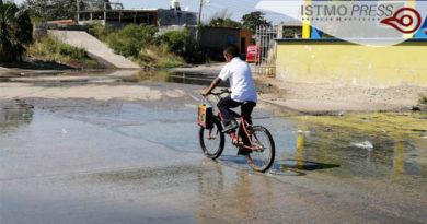 13 Ene Juchitán colapso drenaje