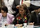 Con la elección de consejeros el INE se transparentará: Rosalinda Domínguez