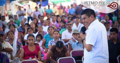 México se construye con la participación de todos: Salomón Jara