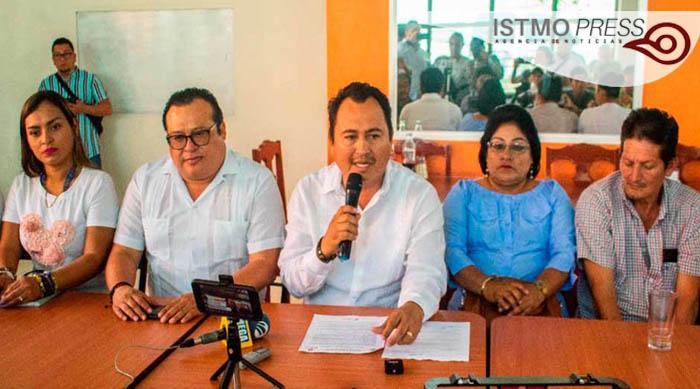 19 Feb Cabildo de Juchitán anuncia movilizaciones