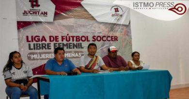 25 Feb Juchitán deportes