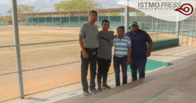 03 Mar sede Juchitán juego beisbol