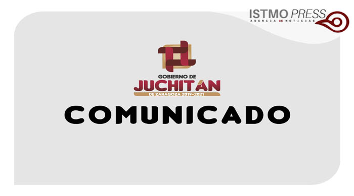 23 Mar Juchitán comunicado