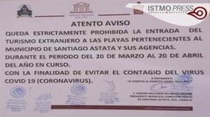 24 Mar Autoridades restringen accesos a pueblos de Oaxaca3