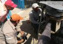 Repara Dirección de Servicios Generales bomba de agua potable
