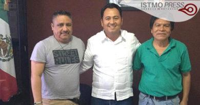 Gobierno de Juchitán cubre factura de energía eléctrica en Mercado 5 de septiembre: Emilio Montero