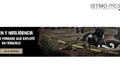 Crimen y Negligencia: La crisis forense que explotó en Veracruz Por Flavia Morales / Eitinet Gómez