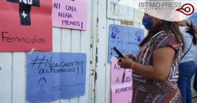 11 Abr feminicida de una bebé 6 meses en Oaxaca