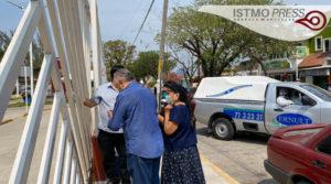 14 Abr Fallece trabajador de hospital Juchitán1