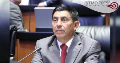 Hace Salomón Jara, un llamado a la sociedad a unirse ante la Declaratoria de Emergencia Nacional