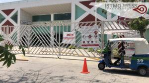 04 May Sin camas hospital de Juchitán