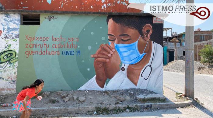 08 May Mural de zapoteca
