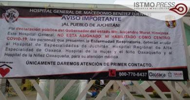 16 May SSA Juchitán