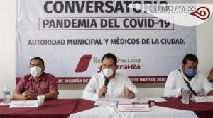 21 May Médicos de Juchitán y Ayuntamiento Juchitán1