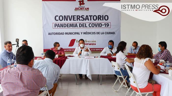 21 May Médicos de Juchitán y Ayuntamiento Juchitán2
