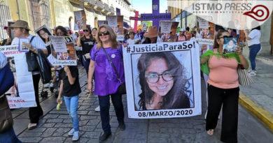 24 May Justicia para  fotoperiodista María del Sol