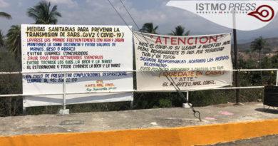 26 May Endurecen vigilancia en Magdalena Tequisistlán