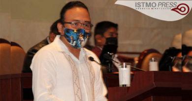 Exhortar a eólicas de Oaxaca para que aporten insumos contra covid-19: Pável Meléndez