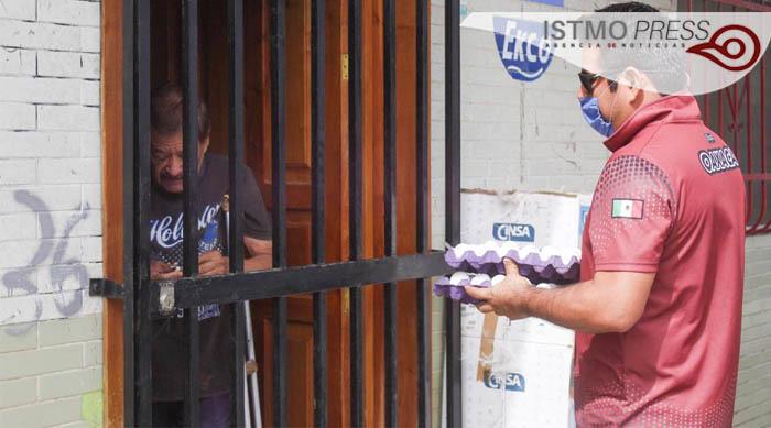 30 May Juchitán programa alimentario