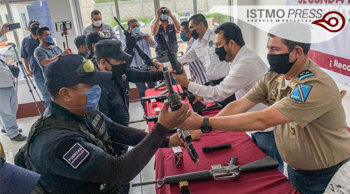 02 Jun Seguridad pública Juchitán