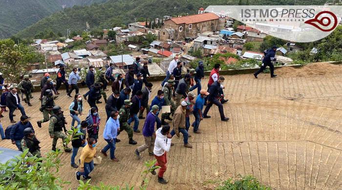 25 Jun Damnificados de San Juan Ozolotepec